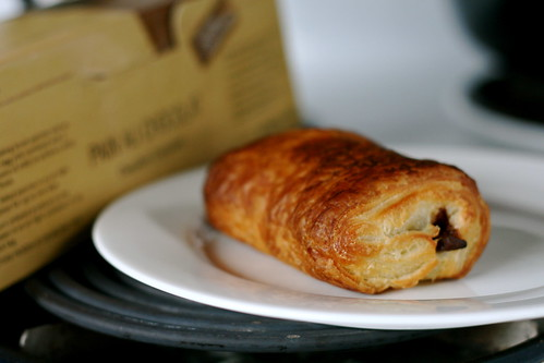 Sunday: Bake Your Own pain au chocolat