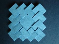John McKeever's Escher Steps (georigami) Tags: paper origami papel papiroflexia origamiforum