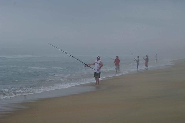 Grey Fishermen