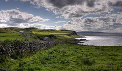 Rathlin Island (Glenn Cartmill) Tags: ocean uk ireland sea wallpaper irish nature clouds canon landscape island scenery unitedkingdom background glenn august northernireland british hdr highdynamicrange desktopwallpaper 2010 ulster desktopbackground 500d rathlin rathlinisland cartmill windowsbackground picturesofireland glenncartmill