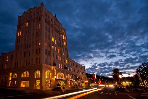 The Ashland Hotel