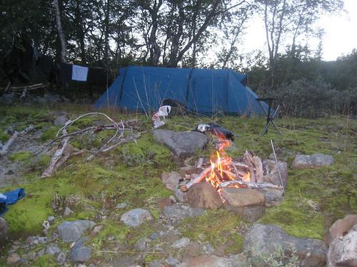 Tag4-Nachtlager Hamlagro Vatnet2