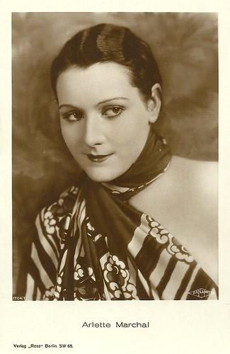 Arlette Marchal