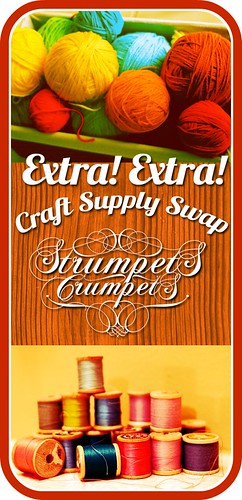 Strumpet's Craft Supply Swap!!!