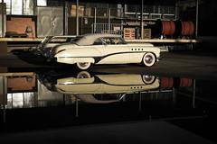 mirror (BiERLOS a.k.a. photörhead.ch) Tags: auto classic car lumix buick meeting panasonic explore oldtimer custom eight treffen 2010 kustom youngtimer weilamrhein explored lx3 dmclx3 exhib11def