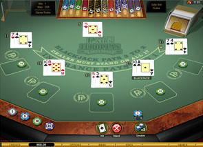 Perfect Pairs European Blackjack Gold Series