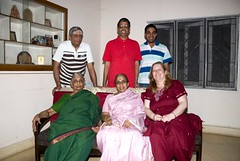The Krishnan Family, Jan 07