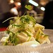 Salad of chicken and lightly pickled cauliflower | Foie gras flavoured mayonnaise, lemon & parsley vinaigrette