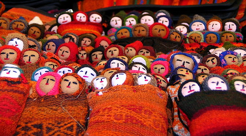 pockets of dolls by visagency, on Flickr