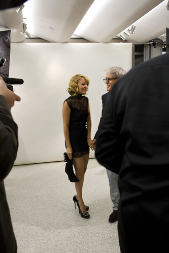 Nicole Ritchie and Giuseppe Zanotti · stynxno posted a photo:
