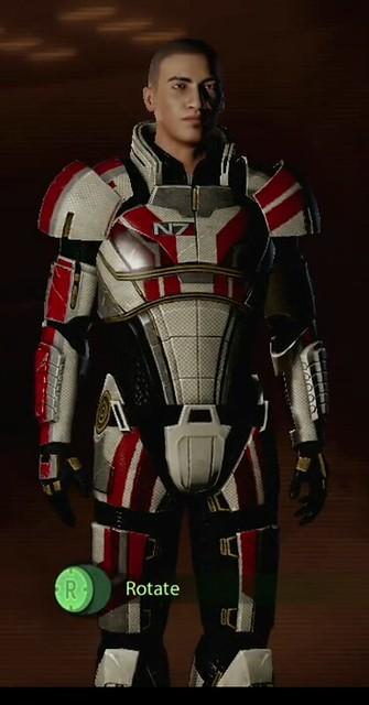 Volpin Props: N7 Armor & Dragon*Con 2010 Recap