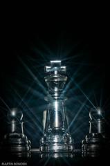 DSC_3939 (mbonden) Tags: norway stars star king sb600 chess experiment 90mm sjakk cls strobist d300s