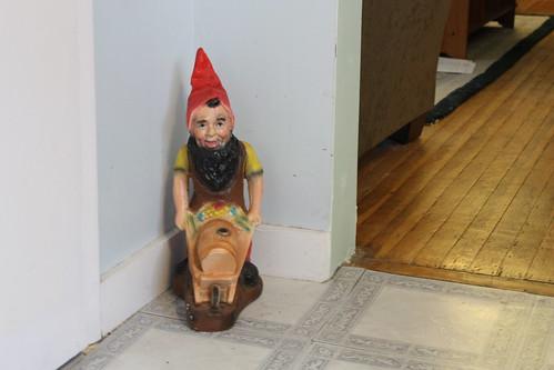 New gnome