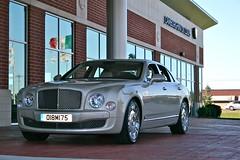 2011 Bentley Mulsanne (RyCo Photography) Tags: new beach car st spur louis fl