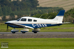 G-ORAR - 28-90224 - Private - Piper PA-28 181 Archer III - Duxford - 100905 - Steven Gray - IMG_8832