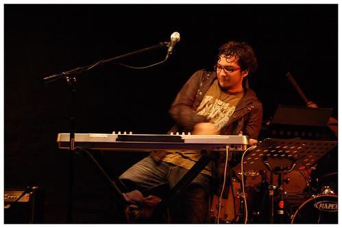 Árbol Mecánico en vivo (10-09-2010)