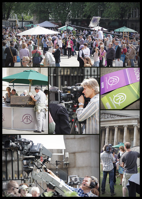 Antiques Roadshow - valuation day @ British Museum