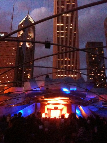 Lyric Opera at Millenium Park