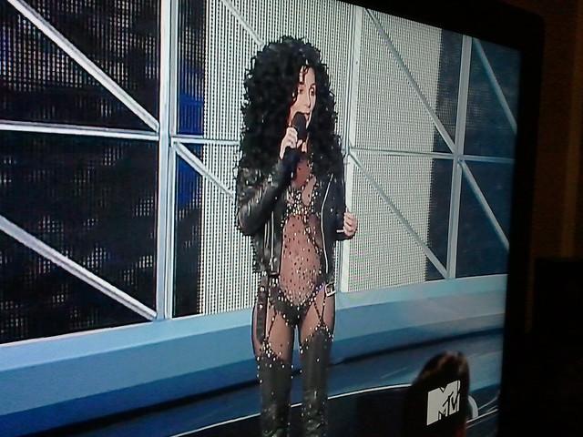 Cher Mtv VMA 2010