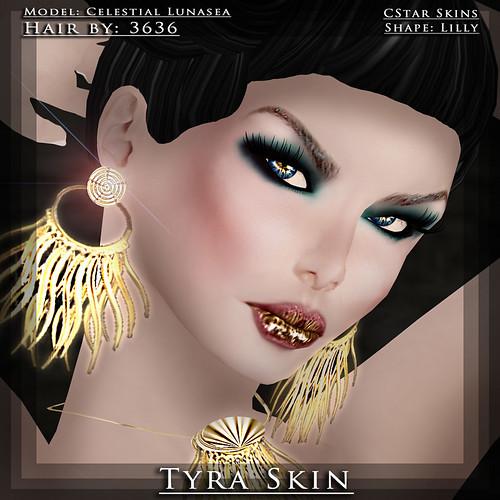 .::CStar::. Tyra Skins