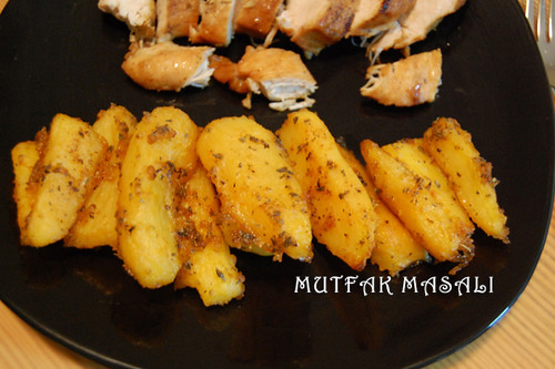 Baharatli Patates