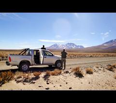 Photographing the Atacama (josefrancisco.salgado) Tags: chile volcano desert desierto cl photographing fotografiando socaire volcán repúblicadechile josefrancisco reservanacionallosflamencos republicofchile iiregióndeantofagasta joséfranciscosalgado provinciadeelloa
