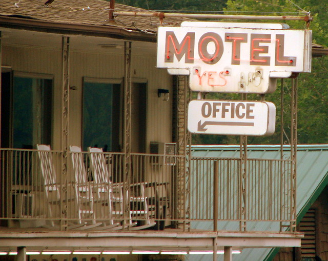 Another Motel in Cherokee