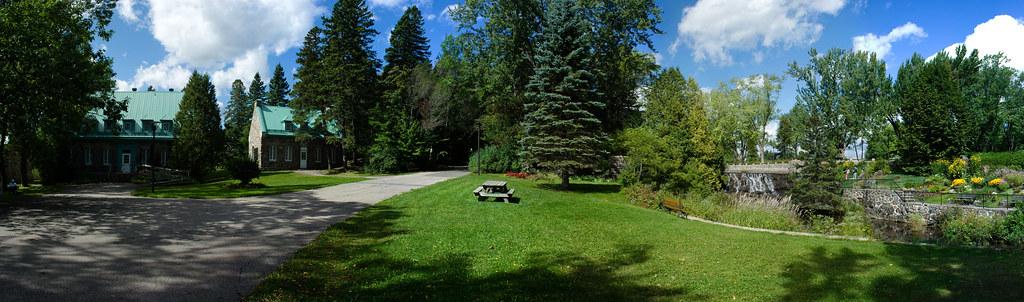 Parc des Moulins - Panorama