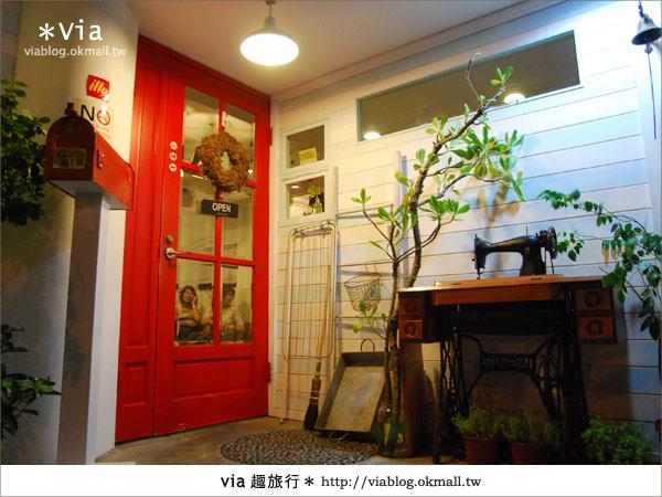 【東區下午茶】台北東區日式雜貨風~HANA2店2