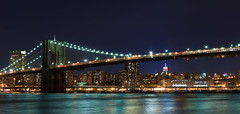 Brooklyn Bridge (Shane Woodall) Tags: newyork brooklyn lights 911 september brooklynbridge 2010 brooklynbridgepark canon5dmarkii septenber11th