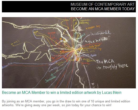 mca membership drive image
