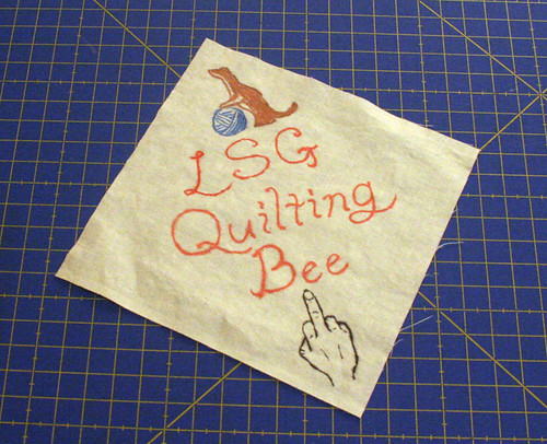LSG Quilting Bee