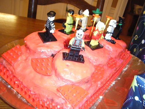 Lego Birthday Cake 5