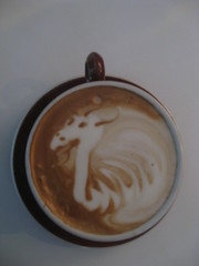 Cappuccino Dragon