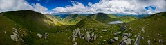 Helvellyn Panorama (dr.r.lam) Tags: uk panorama holiday walking eos flickr district lakes ii helvellyn lakesdistrict julyaugust eos1dsii julyaugust2010holiday