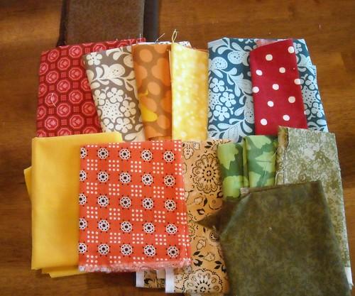 fallish fabrics
