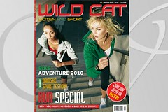 WILD CAT 05 láká k běhu