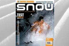 SNOW 33 - 3x SKIPAS ZDARMA
