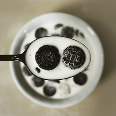 mini Oreos (donchris!) Tags: morning macro up breakfast de milk focus keks cookie break dof close bokeh spoon bowl biscuit lait oreo prima latte oreos cereals desayuno cereales cornflakes unscharf leche schssel lffel kelloggs nahaufnahme petit frhstck milch cuillre colazione djeuner musli muesli schale cucchiaio cuchara msli getreide fiocchi galleta maz biscotto unschrfe cereali ciastko cscara mleko davena niadanie crales yka hojuelas patki zb kukurydziane