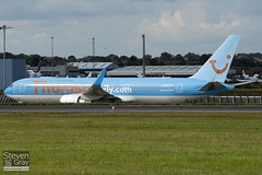 G-OBYI - 29138 - Thomson Airways - Boeing 767-304 - 100909 - Luton - Steven Gray - IMG_9200