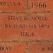 STEVE RUNDELL BA 1968; MS 1974 ΠΚΑ
