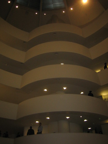 Guggenheim Museum, September 2010 _ 7273