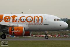 G-EZBT - 3090 - Easyjet - Airbus A319-111 - 100906 - Luton - Steven Gray - IMG_9126