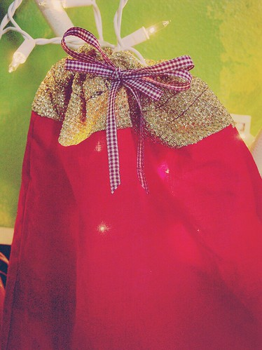 gift pouch!