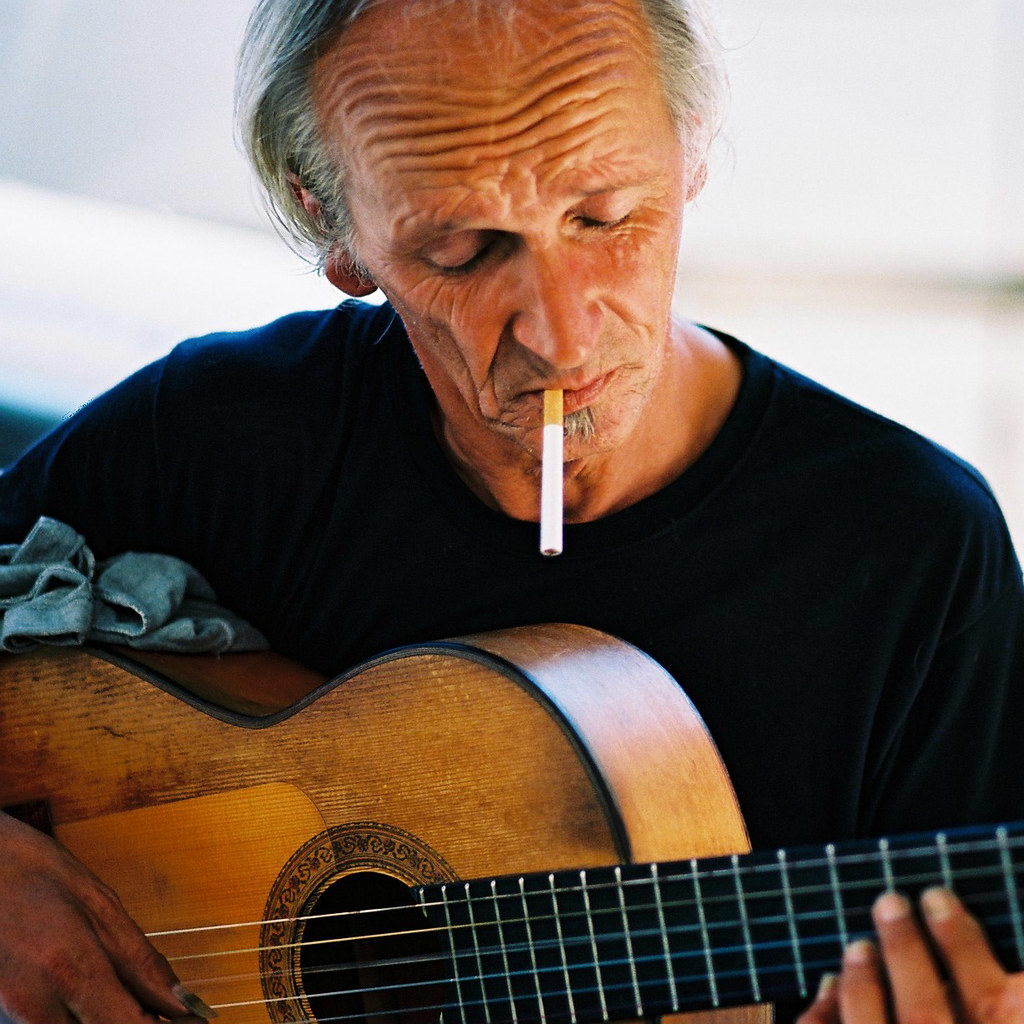 That's A Smokin' Guitar