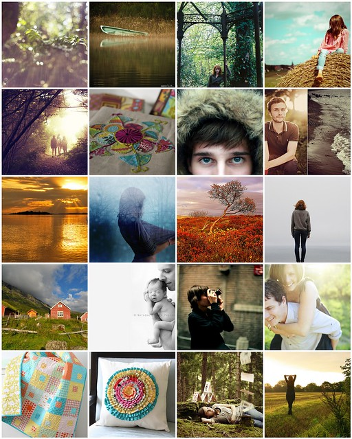 Flickr Favs-September