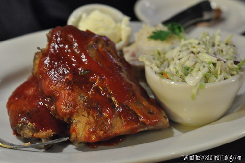 Baby Back Ribs at Tavern Grill ~ Blaine, MN
