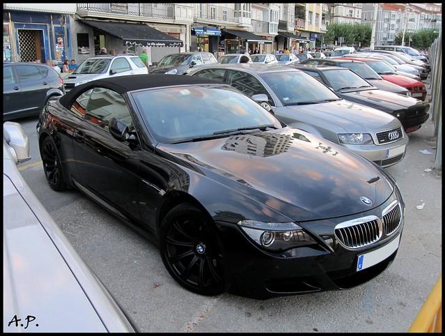 convertible bmw m6 2007 e64