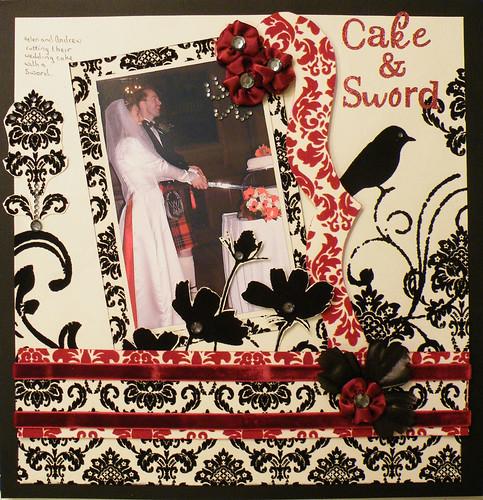Cake & Sword
