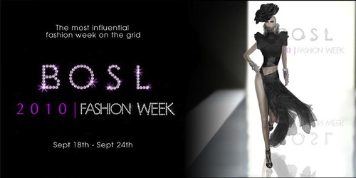 2010 Fashion Week - BOSL